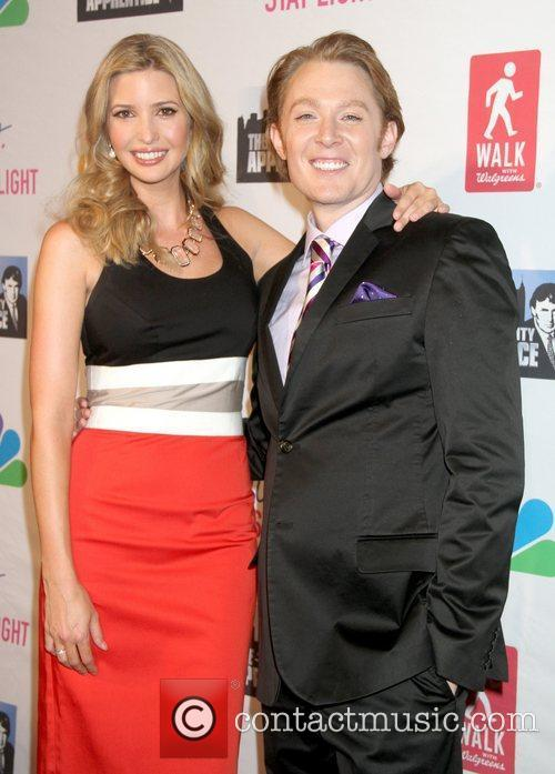 Ivanka Trump and Clay Aiken 3