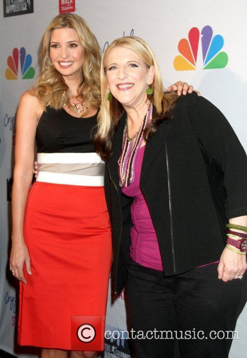 Ivanka Trump and Lisa Lampanelli 5
