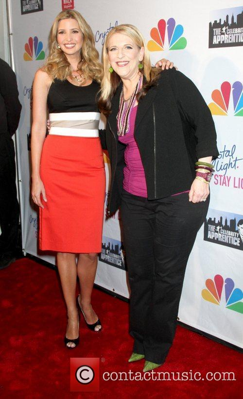 Ivanka Trump and Lisa Lampanelli 6