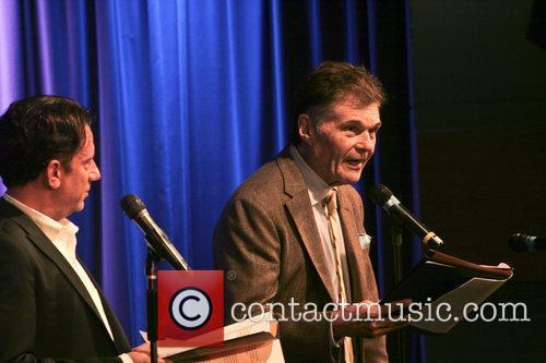 Eugene Pack and Fred Willard Celebrities read passages...