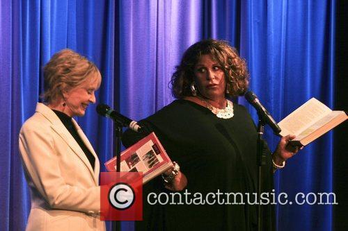 Florence Henderson, Lainie Kazan and Grammy 3