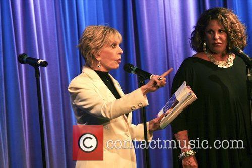 Florence Henderson, Lainie Kazan and Grammy 4
