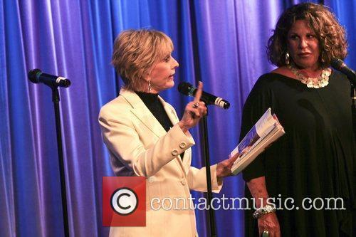 Florence Henderson, Lainie Kazan and Grammy 5