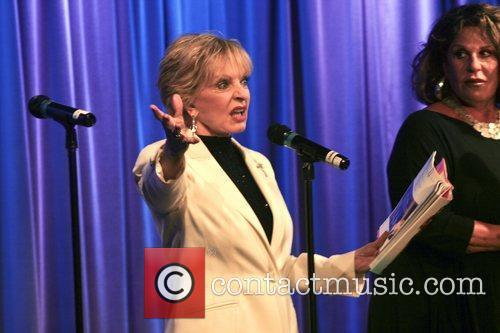 Florence Henderson, Lainie Kazan and Grammy 6