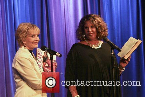 Florence Henderson, Lainie Kazan and Grammy 7