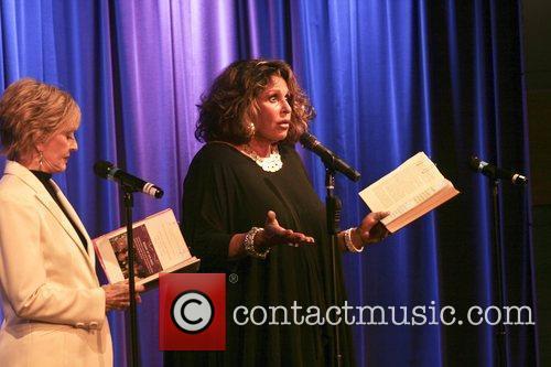 Florence Henderson, Lainie Kazan and Grammy 8