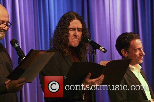 Rob Reiner, Weird Al Yankovic and Eugene Pack...