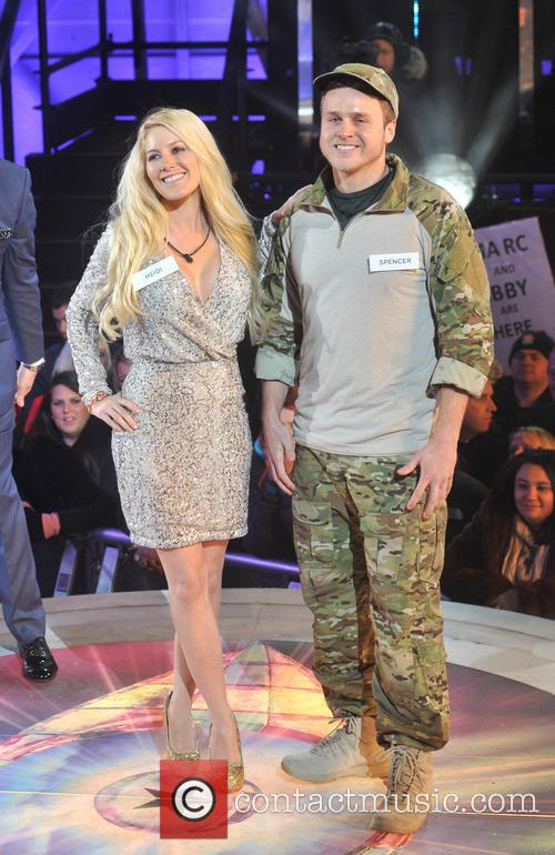 Heidi Montag, Spencer Pratt and Celebrity Big Brother 5