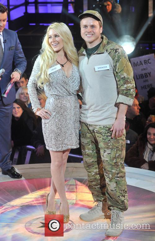 Heidi Montag and Spencer Pratt, Celebrity Big Brother