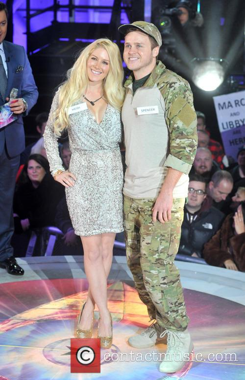 Heidi Montag, Spencer Pratt and Celebrity Big Brother 4