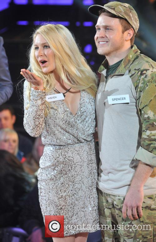 Heidi Montag, Spencer Pratt and Celebrity Big Brother 2