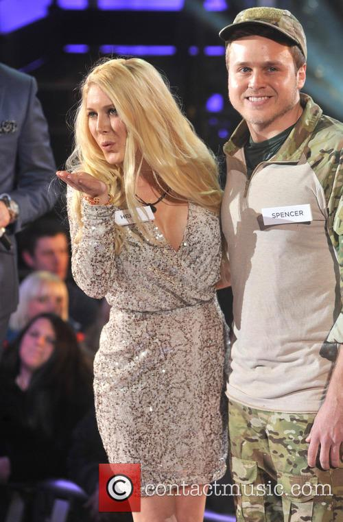 Heidi Montag, Spencer Pratt and Celebrity Big Brother 7