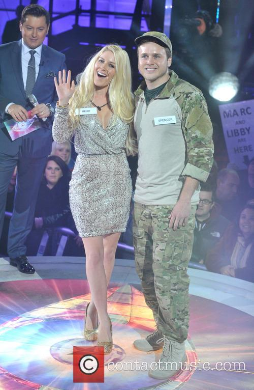 Heidi Montag, Spencer Pratt and Celebrity Big Brother 6