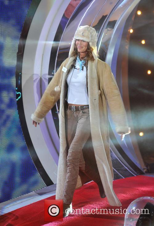 Paula Hamilton and Celebrity Big Brother 4