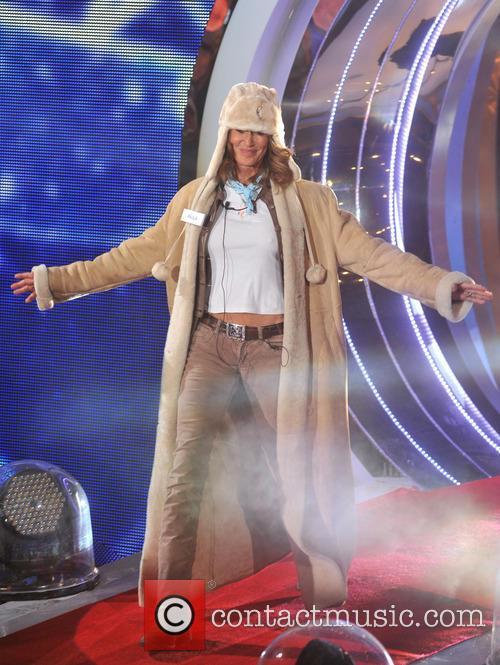 Paula Hamilton and Celebrity Big Brother 3