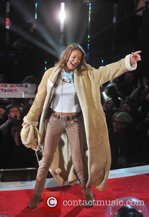 Paula Hamilton and Celebrity Big Brother 5