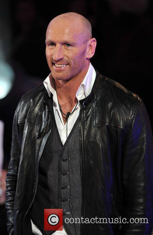 Gareth Thomas C5's Celebrity Big Brother - second...