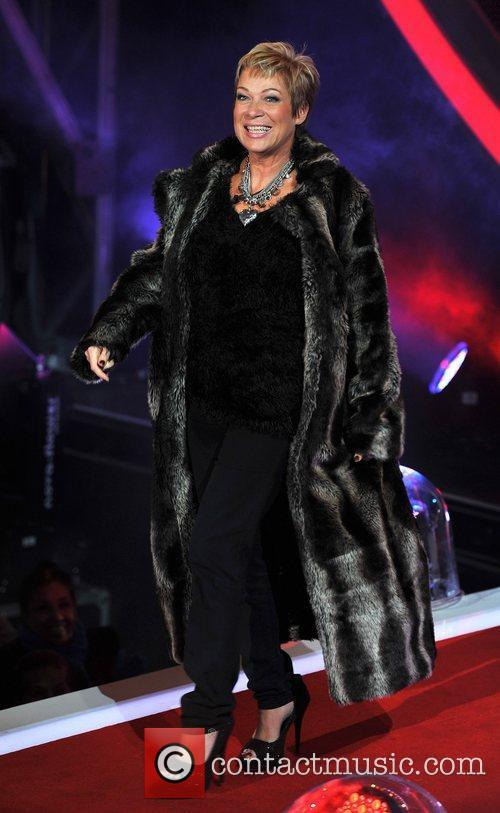 Denise Welch C5's Celebrity Big Brother - second...