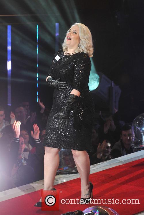 Claire Richards 2014 Claire Richards Celebrity Big