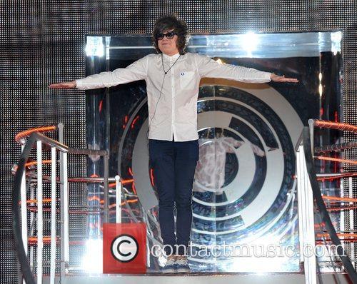 Frankie Cocozza Celebrity Big Brother Live Final held...