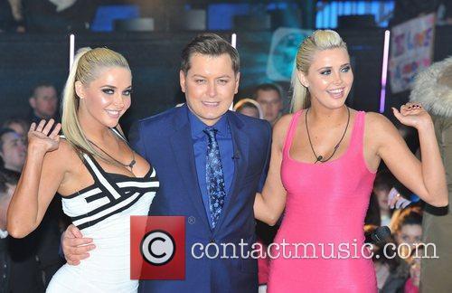Kristina and Karissa Shannon, Brian Dowling Celebrity Big...