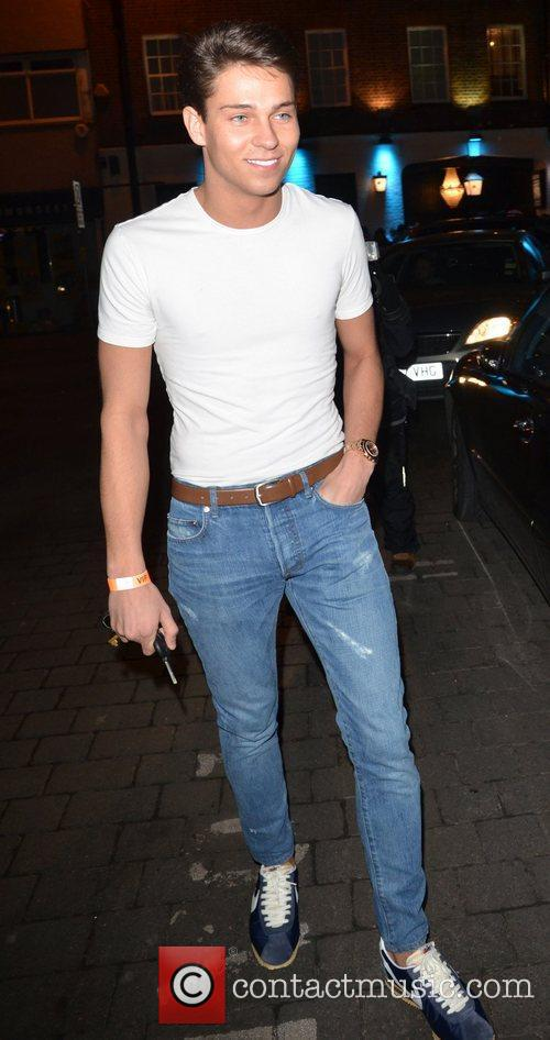 Celebrity Big Brother 2012 re-union party held at...