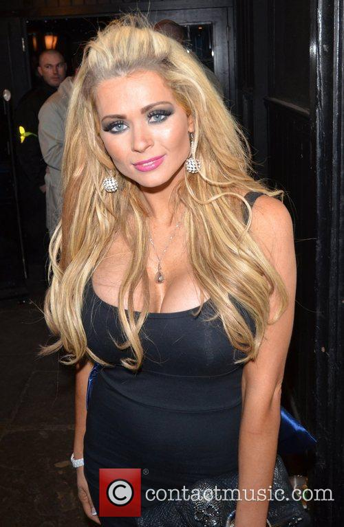 Nicola Mclean Celebrity Big Brother 2012 re-union party...