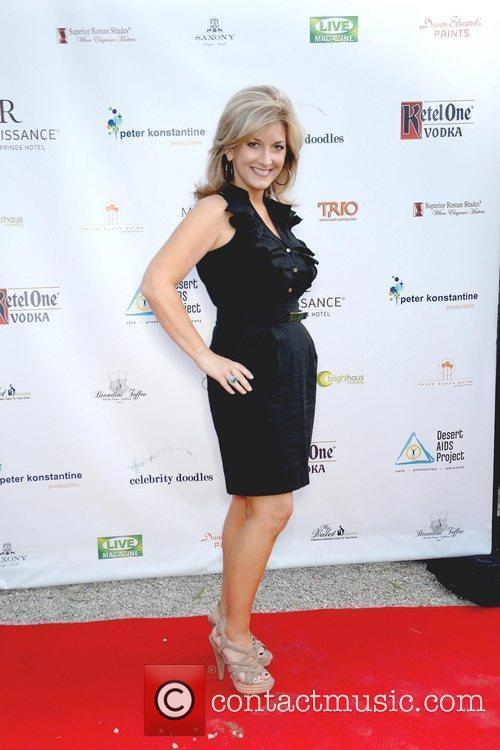 Jennifer Daniels Third Annual Celebrity Doodles held at...