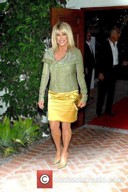 Suzanne Somers Third Annual Celebrity Doodles held at...