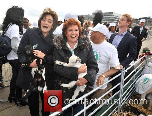 Cherie Blair and Cilla Black 7