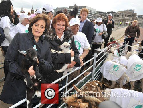 Cherie Blair and Cilla Black 9