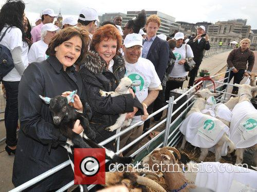 Cherie Blair and Cilla Black 10