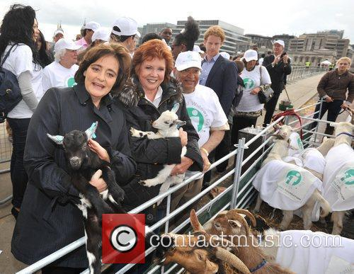 Cherie Blair and Cilla Black 11