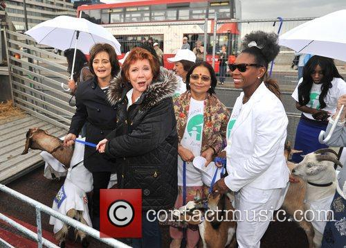 Cherie Blair, Cilla Black and Floella Benjamin 4