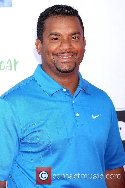 Alfonso Ribeiro, George Lopez and Celebrity Golf Classic 2