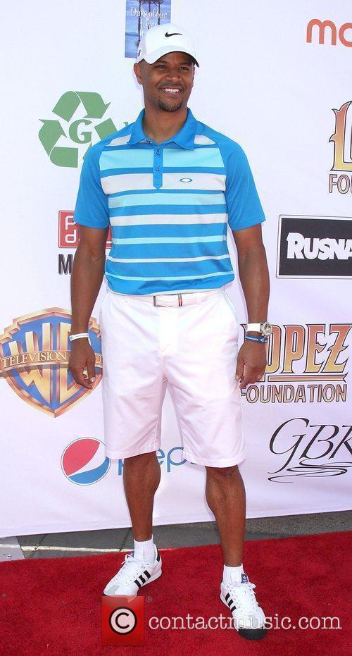 Dondre T Whitfield, George Lopez and Celebrity Golf Classic 2