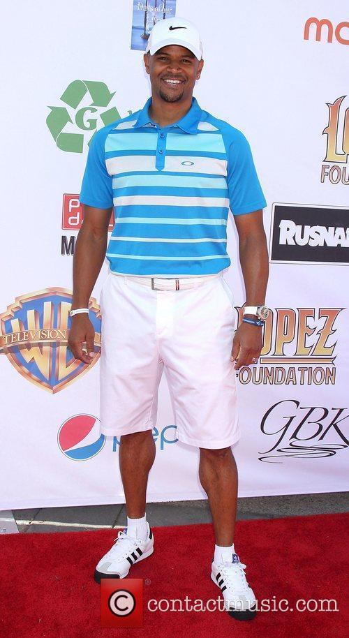 Dondre T Whitfield, George Lopez and Celebrity Golf Classic 1