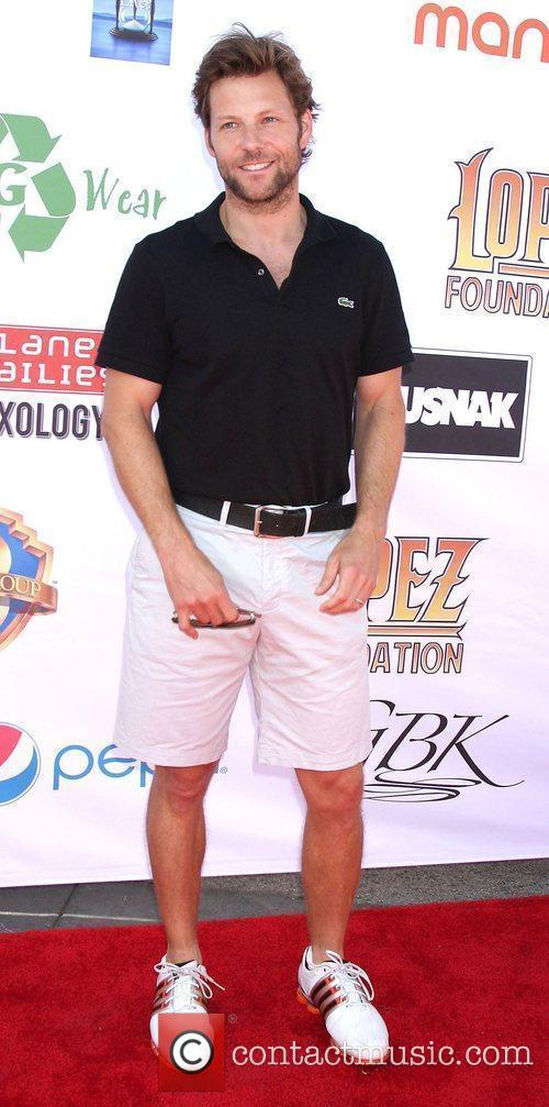 Jamie Bamber, George Lopez and Celebrity Golf Classic 1