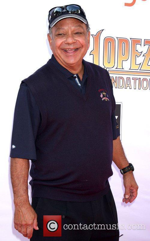 Cheech Marin, George Lopez and Celebrity Golf Classic 1
