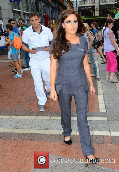 Picture glenda gilson wednesday 27th june 2012 photo for 27th street salon