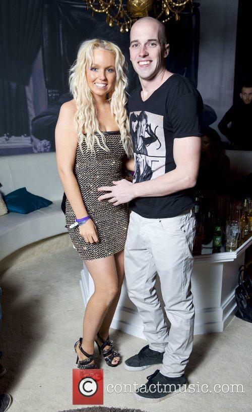 Leanne Mulvey, Anthony Darcy Celebrity Salon 2012...