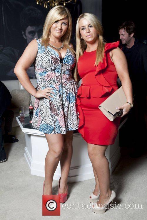 Marian Osborne, Nicole Osborne Celebrity Salon 2012...