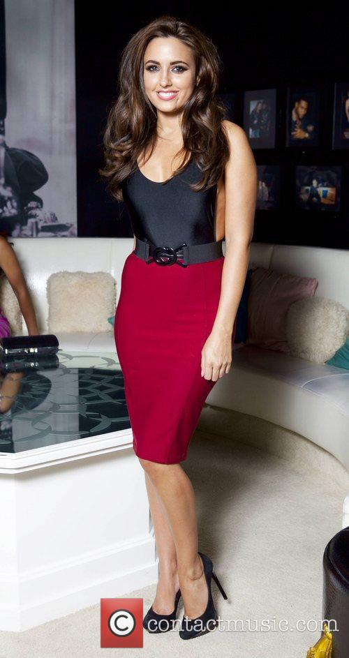 Nadia Forde Celebrity Salon 2012  Wrap Party...