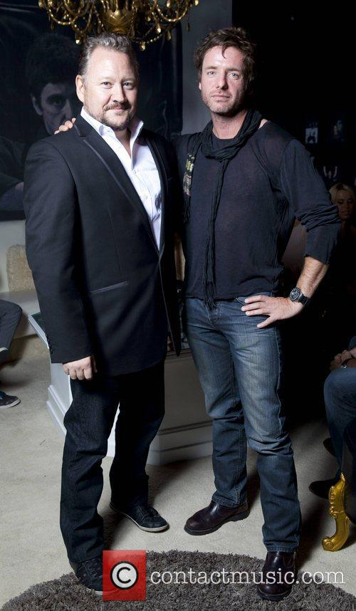 Stephen McCormack, John Norton Celebrity Salon 2012...