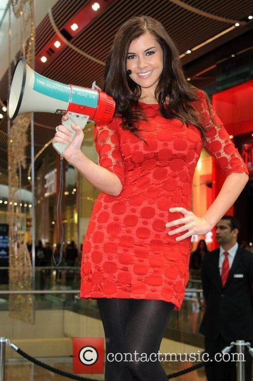 Imogen Thomas and Westfield Shopping Centre 7