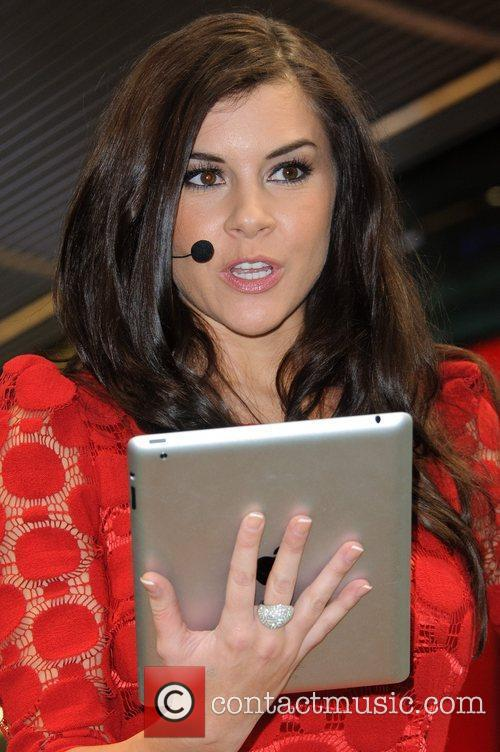 Imogen Thomas and Westfield Shopping Centre 14
