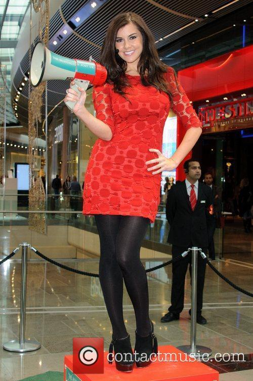 Imogen Thomas and Westfield Shopping Centre 13