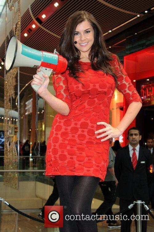 Imogen Thomas and Westfield Shopping Centre 6