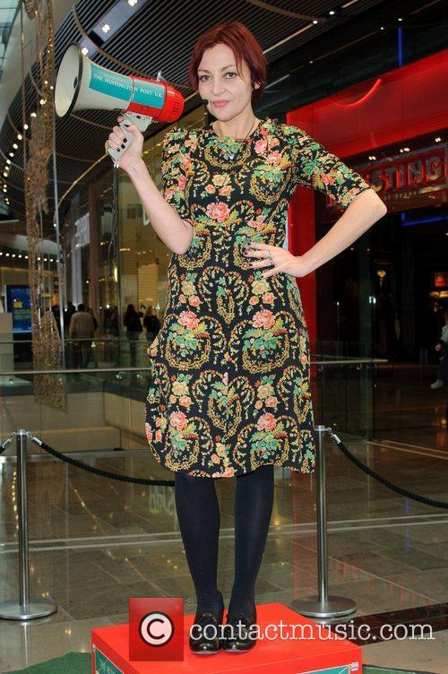 Pearl Lowe and Westfield Shopping Centre 3