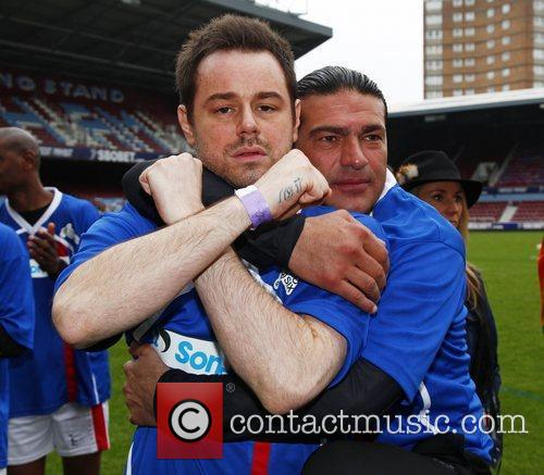 Danny Dyer and Tamer Hassan